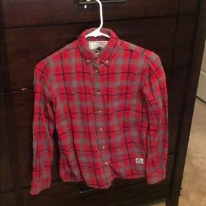 Penfield flannel bought at Madewell,good condition